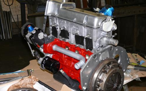 The Fiat Engine