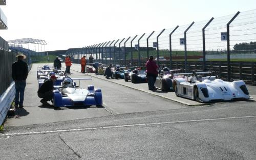 Lining up on the grid
